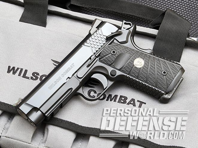 Wilson combat X-TAC Elite Compact pistol
