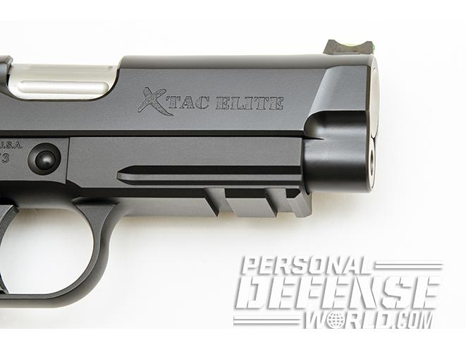 Wilson combat X-TAC Elite Compact engraving
