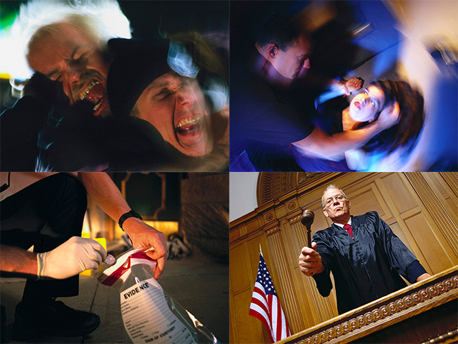 deadly force cases
