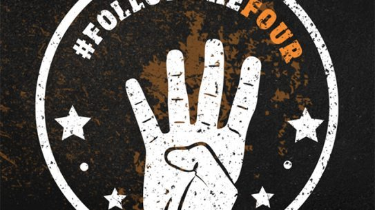 Glock Safety Pledge Drive follow the four campaign