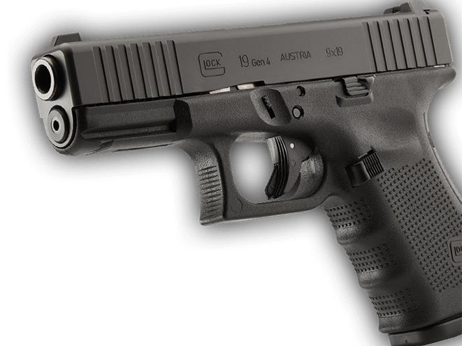 Glock Safety Pledge Drive PISTOL
