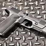 Hudson Manufacturing H9 pistol steel gun of the month