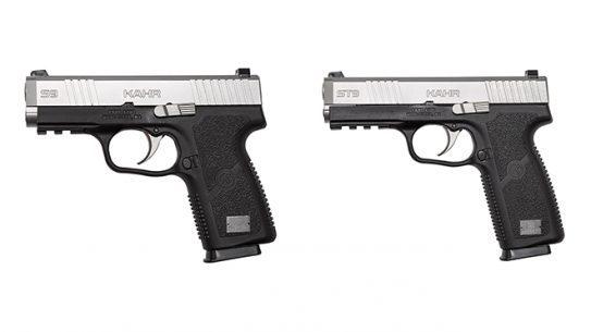 Kahr S Series 9mm handguns