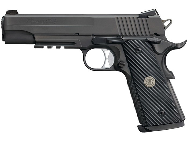 Sig Sauer 1911 pistol TACOPS
