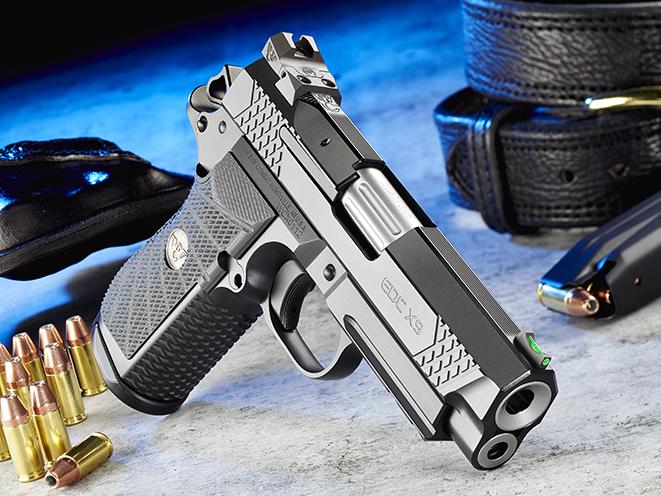 Wilson Combat EDC X9 1911 pistols