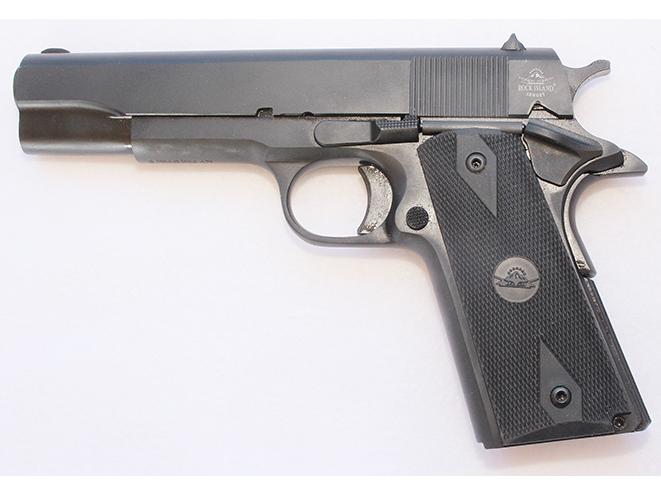 Rock Island Armory G1 10mm 1911 pistols