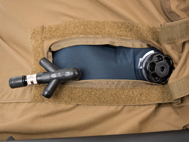 Air Armor Tech long gun case air bladder