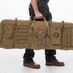 Air Armor Tech Mid-Length Gun Case carry