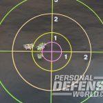 BCM RECCE-11 KMR-A pistol target