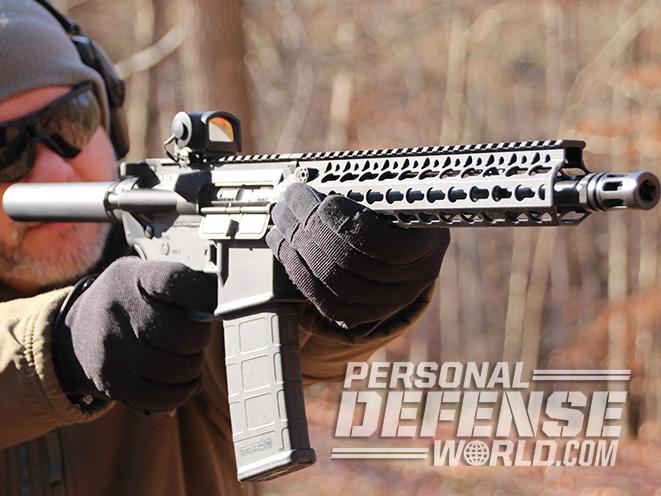 BCM RECCE-11 KMR-A pistol optic