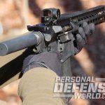 BCM RECCE-11 KMR-A pistol firing