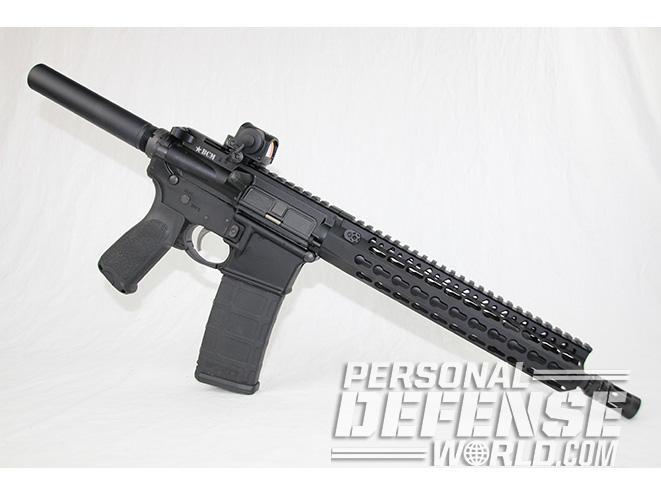 BCM RECCE-11 KMR-A pistol right profile