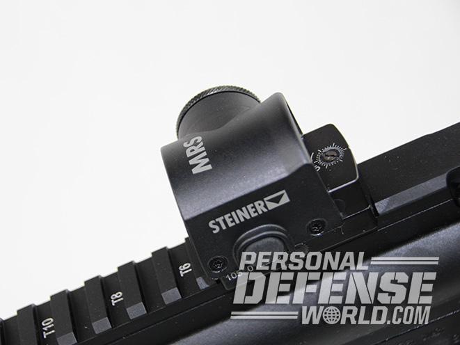 BCM RECCE-11 KMR-A pistol steiner optic