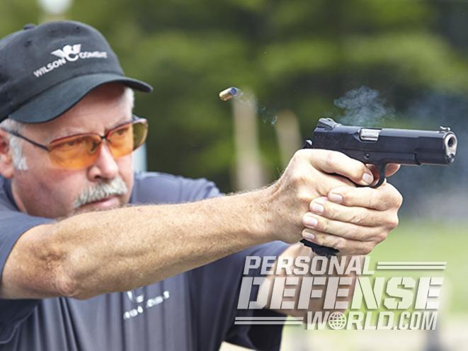 Bill wilson wilson combat ejection