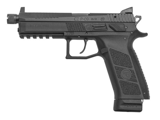CZ P-09 Suppressor Ready new pistols