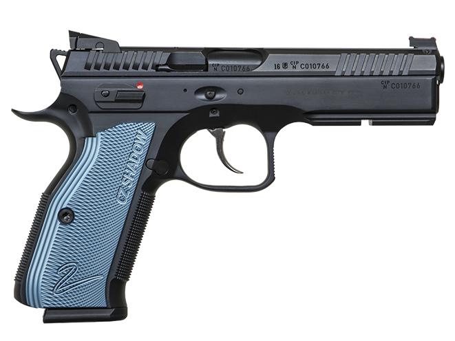 CZ Shadow 2 new pistols