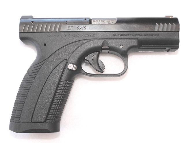 Caracal Enhanced F NEW pistols