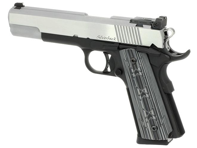 Dan Wesson Silverback new pistols