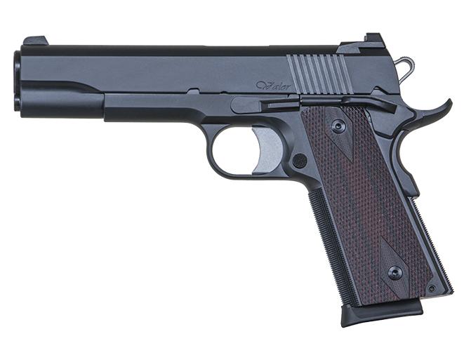 Dan Wesson Valor new pistols