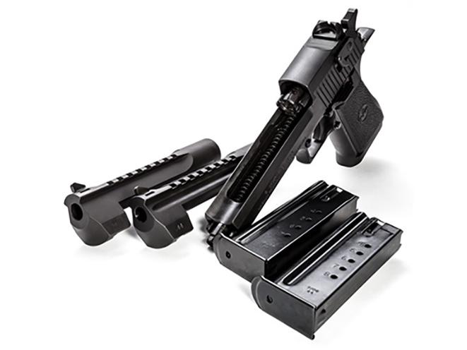 Magnum Research desert eagle pistol combo