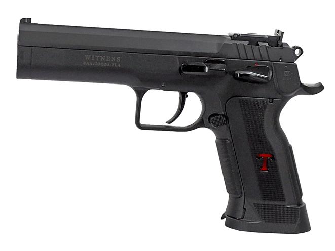 EAA Witness P Match Pro new pistols
