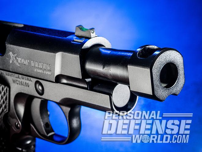 Wilson Combat X-TAC Elite Carry Comp pistol compensator