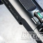 Wilson Combat X-TAC Elite Carry Comp pistol front sight