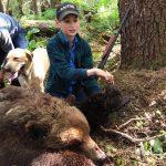 elliot clark shotgun Brown Bear