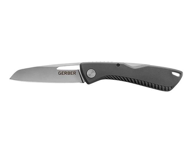 Gerber Sharkbelly knife flat edge