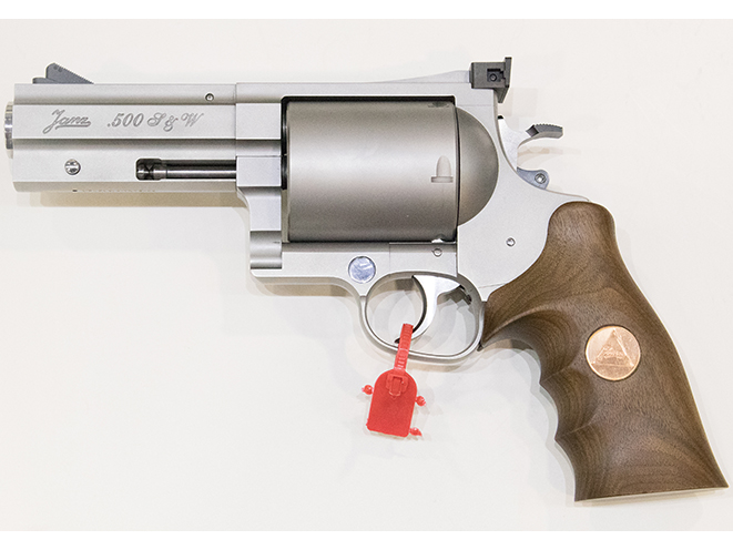 Janz MA .500 S&W Mag new pistols