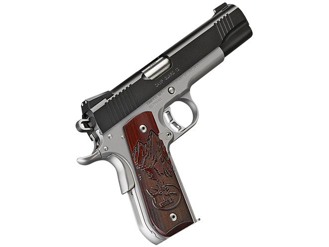 Camp Guard 10 kimber 1911 pistols