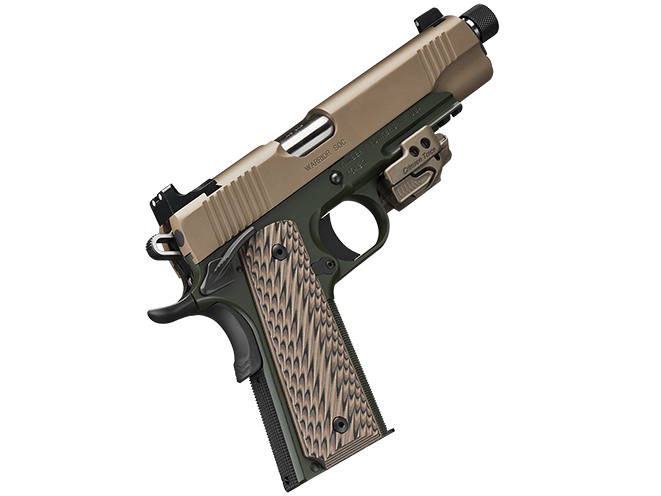 Warrior SOC (TFS) kimber 1911 pistols