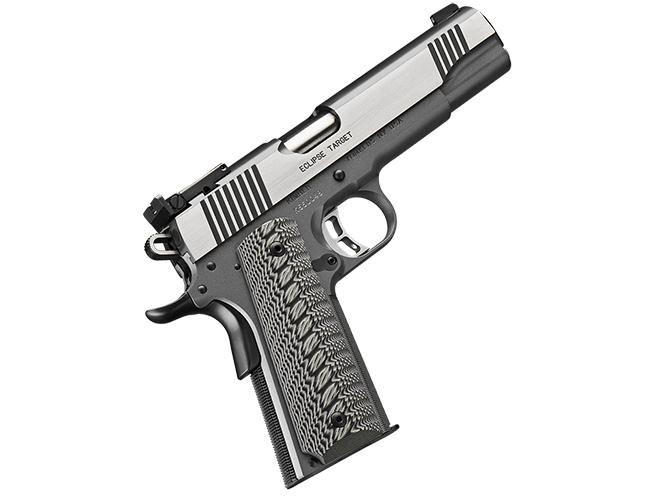 Eclipse Target kimber 1911 pistols