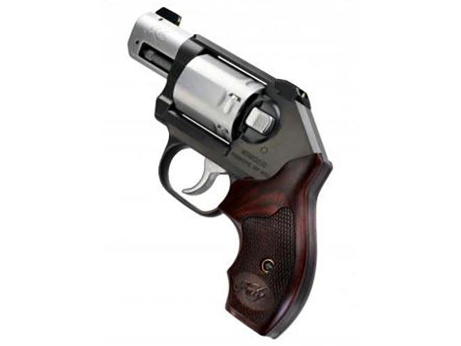 Kimber K6s CDP revolver