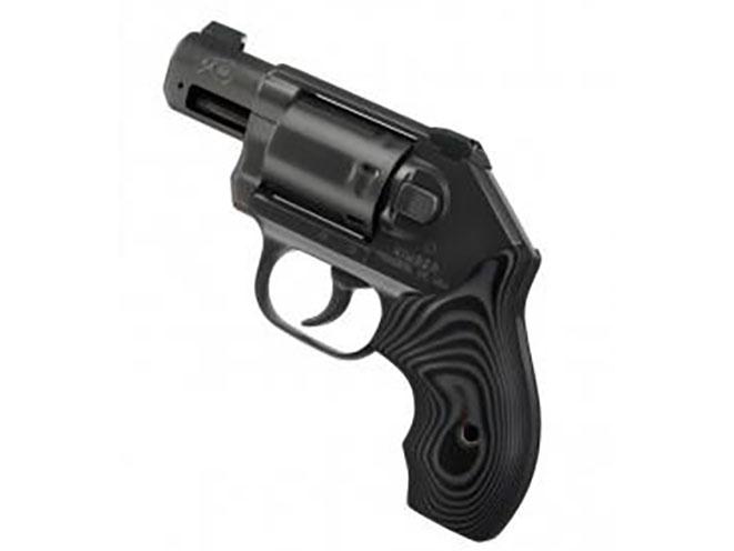 Kimber K6s DC revolver