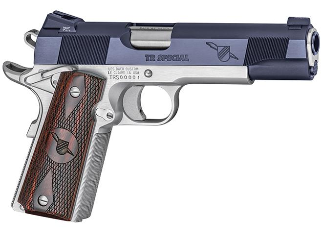 Les Baer TR Special Gen 2 new pistols