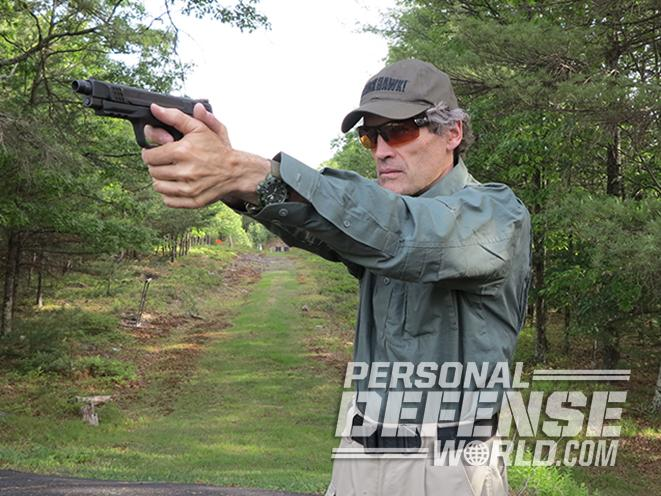 Smith & Wesson M&P45 Threaded Barrel Kit test