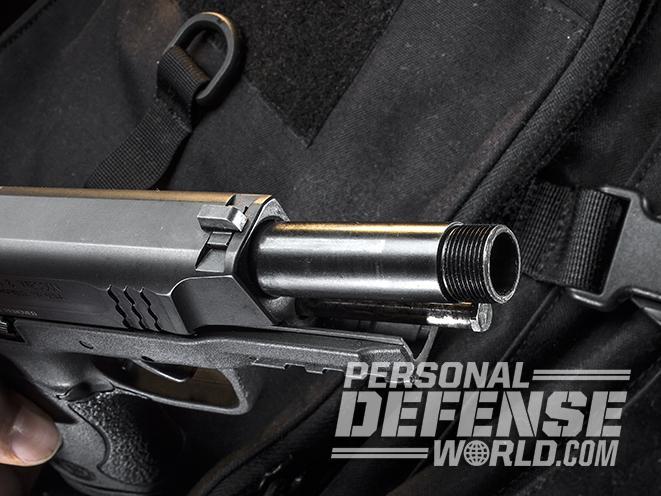Smith & Wesson M&P45 Threaded Barrel Kit slide