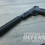Smith & Wesson M&P45 Threaded Barrel Kit pistol