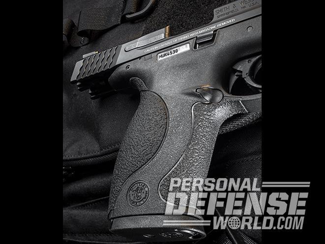 Smith & Wesson M&P45 Threaded Barrel Kit grip