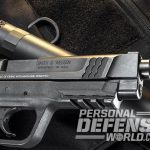 Smith & Wesson M&P45 Threaded Barrel Kit serrations