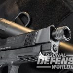 Smith & Wesson M&P45 Threaded Barrel Kit front