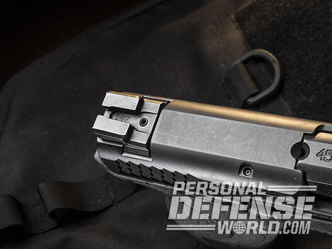 Smith & Wesson M&P45 Threaded Barrel Kit sight
