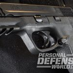 Smith & Wesson M&P45 Threaded Barrel Kit trigger