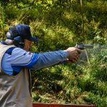 jerry miculek revolver shooting