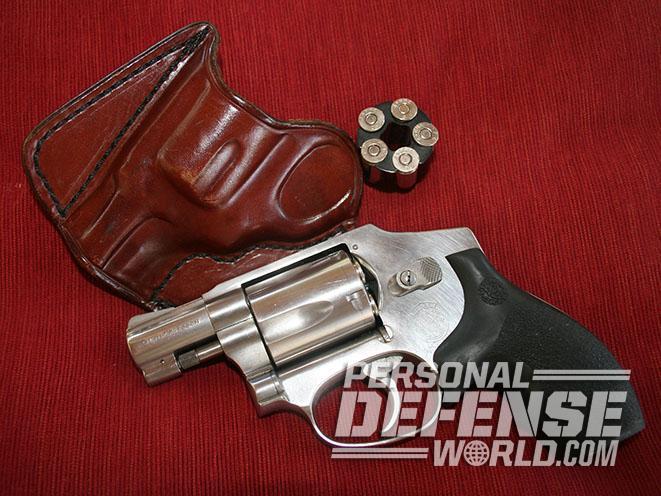 Moon Clips revolver holster