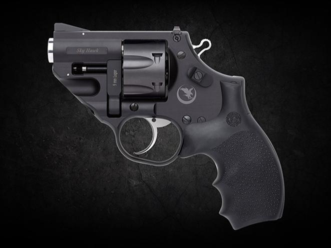 Nighthawk-Korth Sky Hawk new revolvers