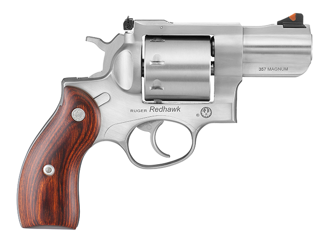 Ruger Redhawk new revolvers