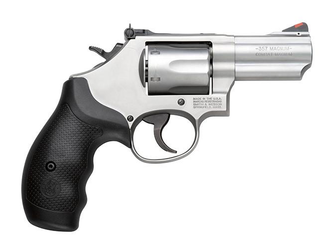 Smith & Wesson Model 66 Combat Magnum new revolvers
