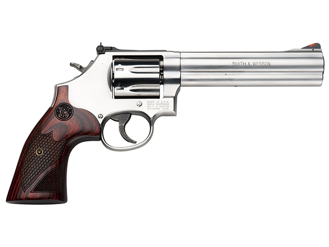 Smith & Wesson Model 686 Deluxe new revolvers